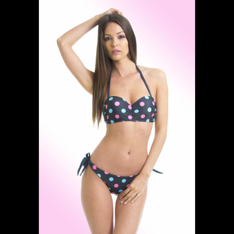 Kép 1 2 - Push up bikini brazil alsóval 7eee94e29d