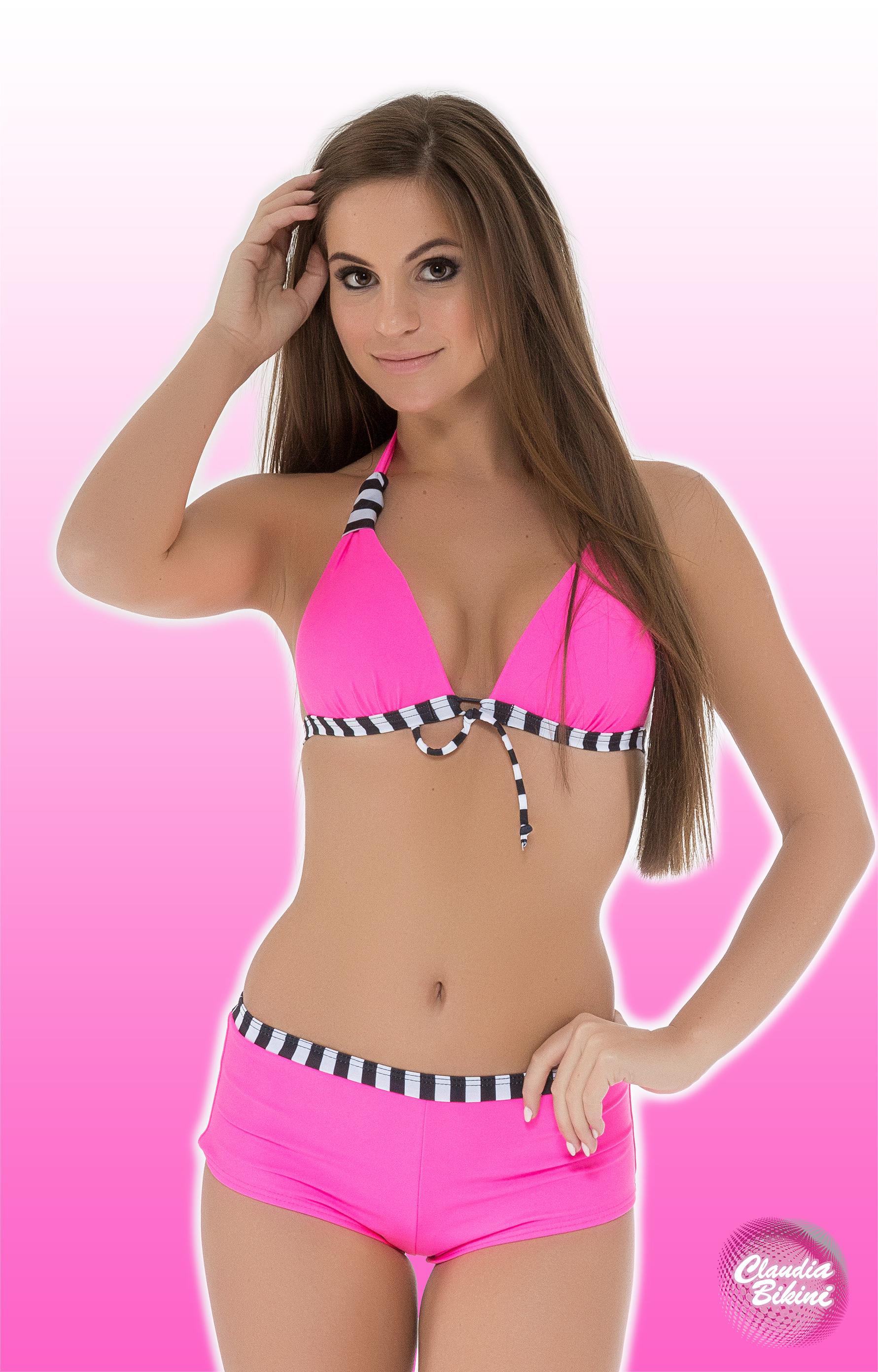 46170802ff Háromszög bikini, shorttal - Összes Claudia fürdőruha - Claudia Bikini,  fürdőruha webáruház