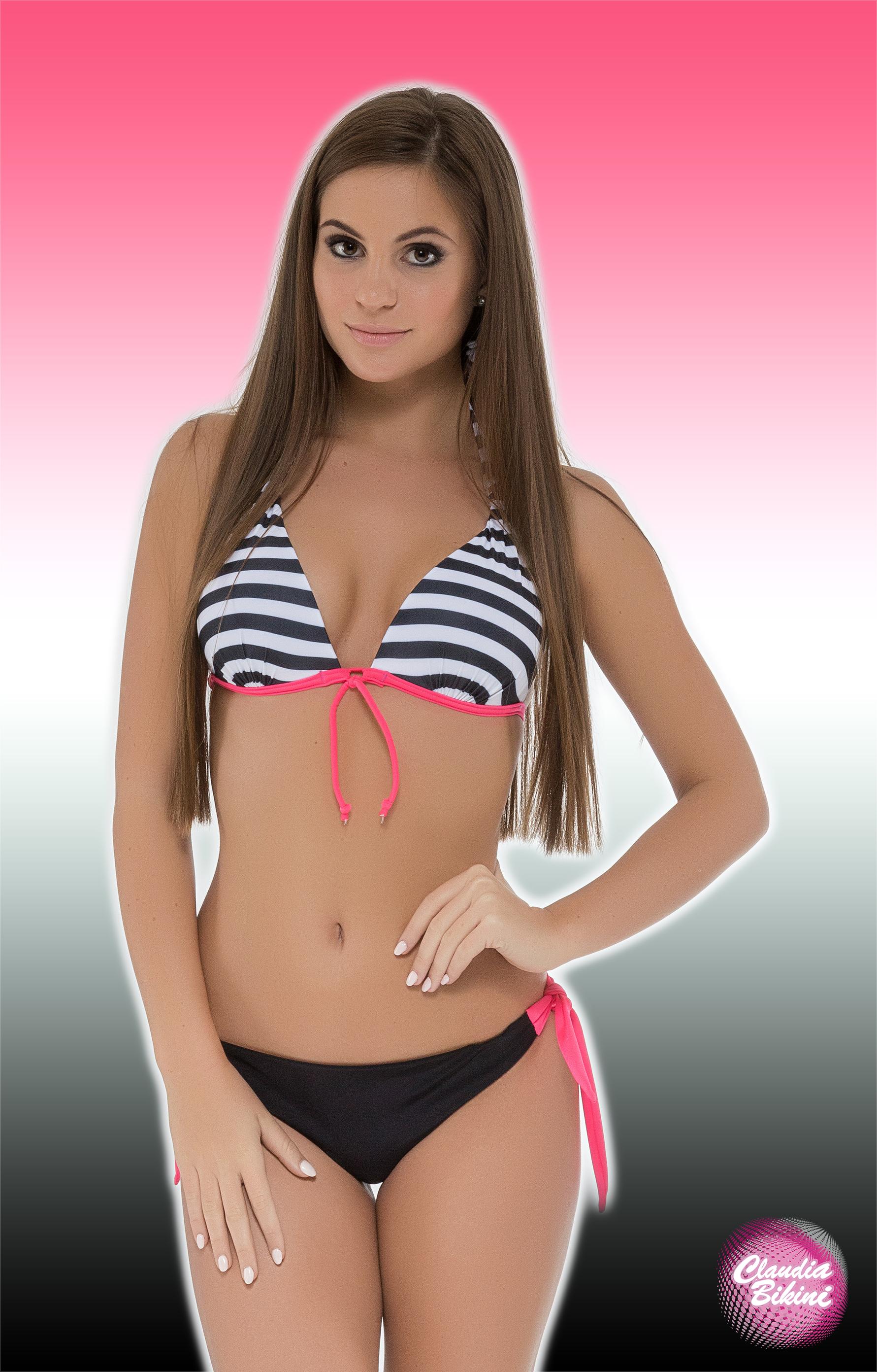 Mintás háromszög bikini 8eeaa8cb61