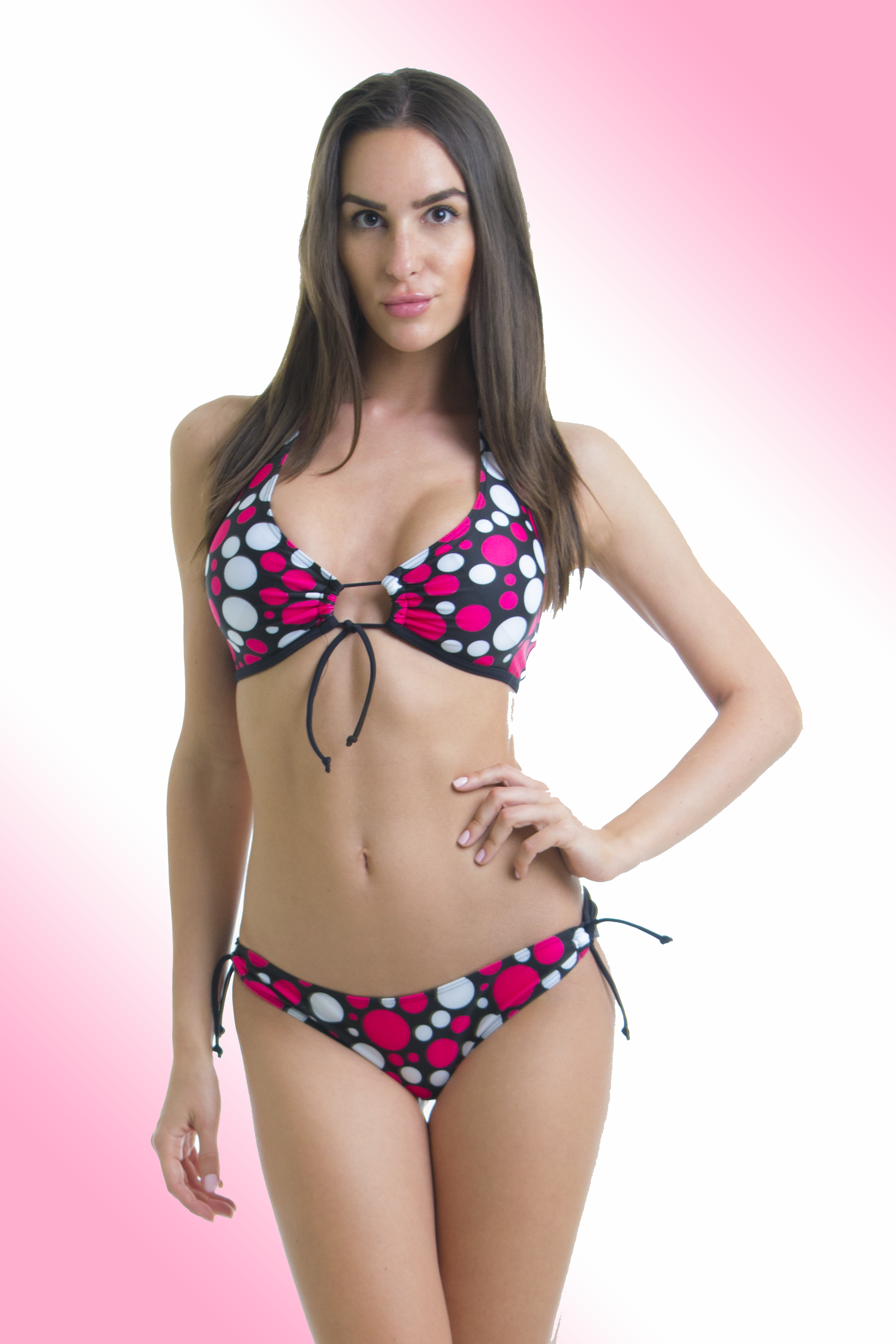 Kivehető szivacsbetétes bikini e97137b935