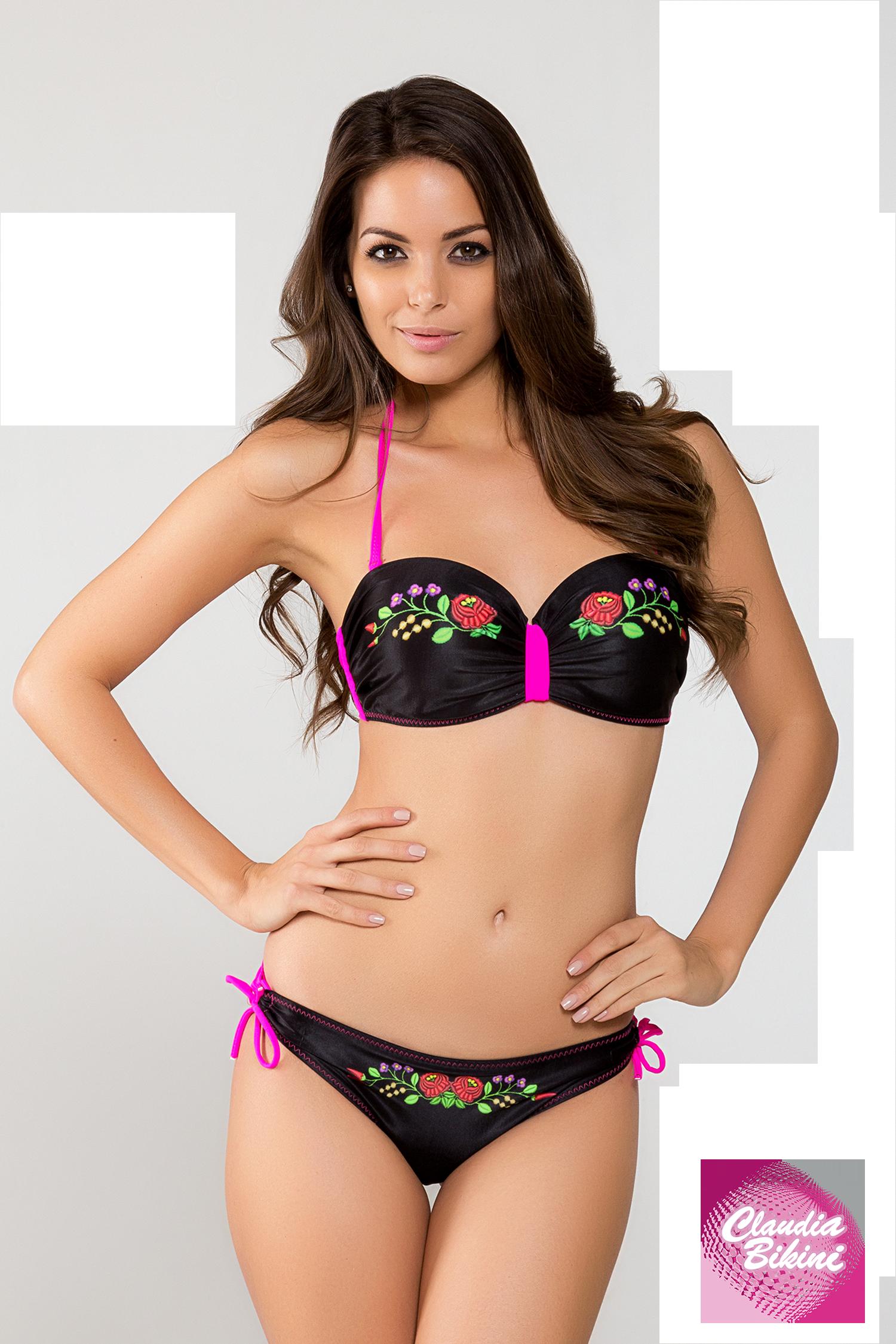 911567b2cf Kalocsai mintás bikini
